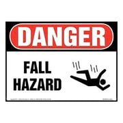 Slips, Trips, and Falls Signs