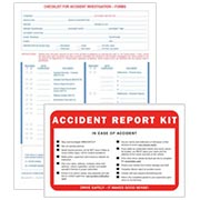 Accident and Incident Forms
