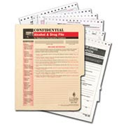 Alcohol and Drug Testing Forms