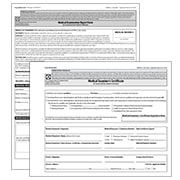 Medical Exam Certificates & Forms