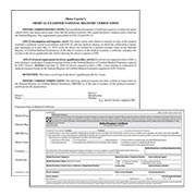 Medical Exam Forms