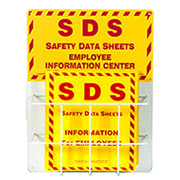 Safety Data Sheet (SDS) Supplies