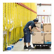 Image for Logistics, Warehousing & Storage