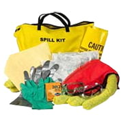 Spill Control Kits and Supplies