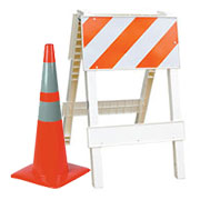 Work Zone Traffic Control Devices