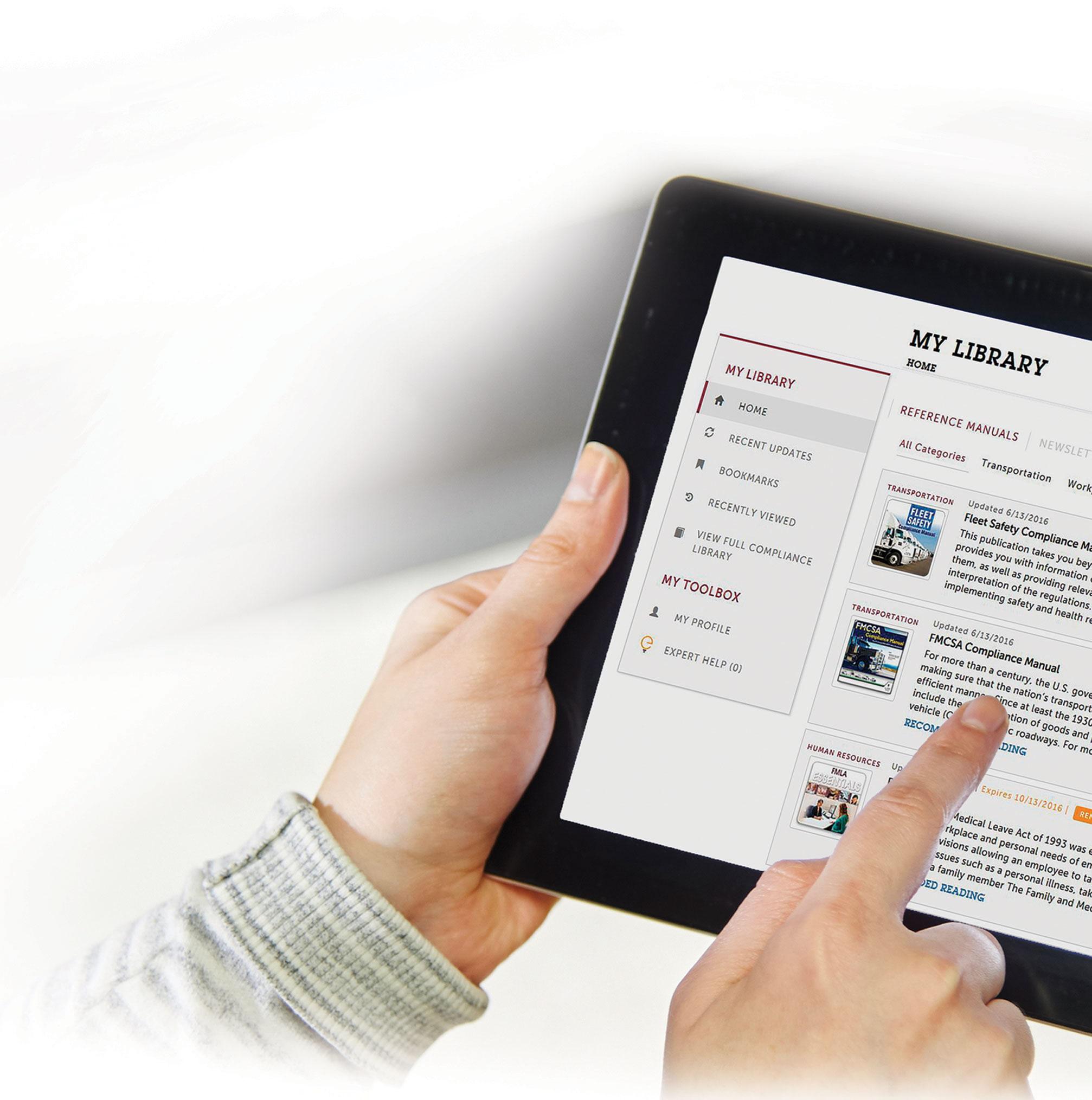 New Compliance Library From J  J  Keller & Associates, Inc