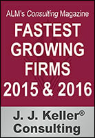 Voted Fastest Growing Firms 2015 and 2016