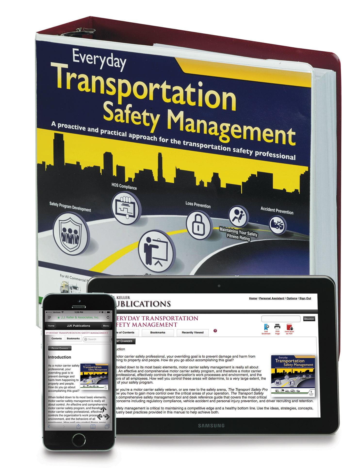 J  J  Keller & Associates, Inc  Introduces Transportation