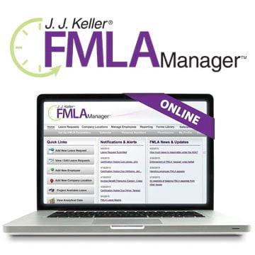 J. J. Keller® FMLA Manager™ Service (06469)