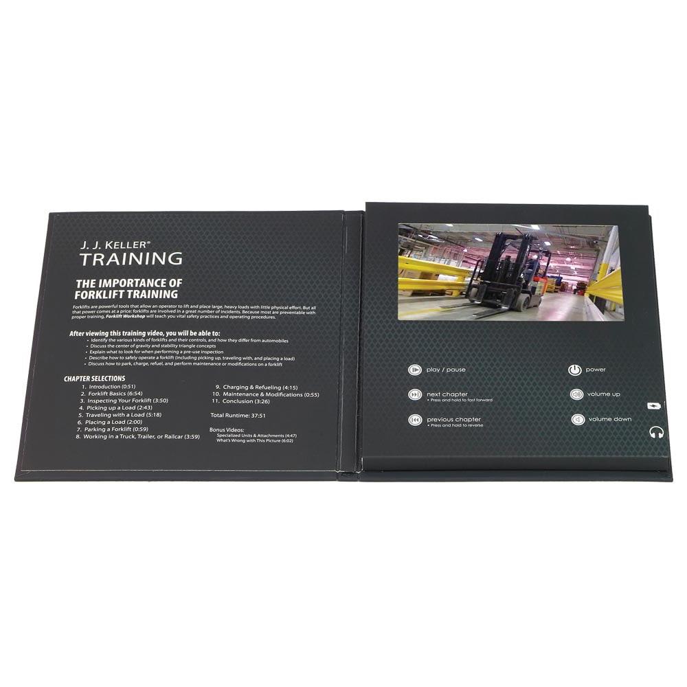 The forklift workshop video training book xflitez Images