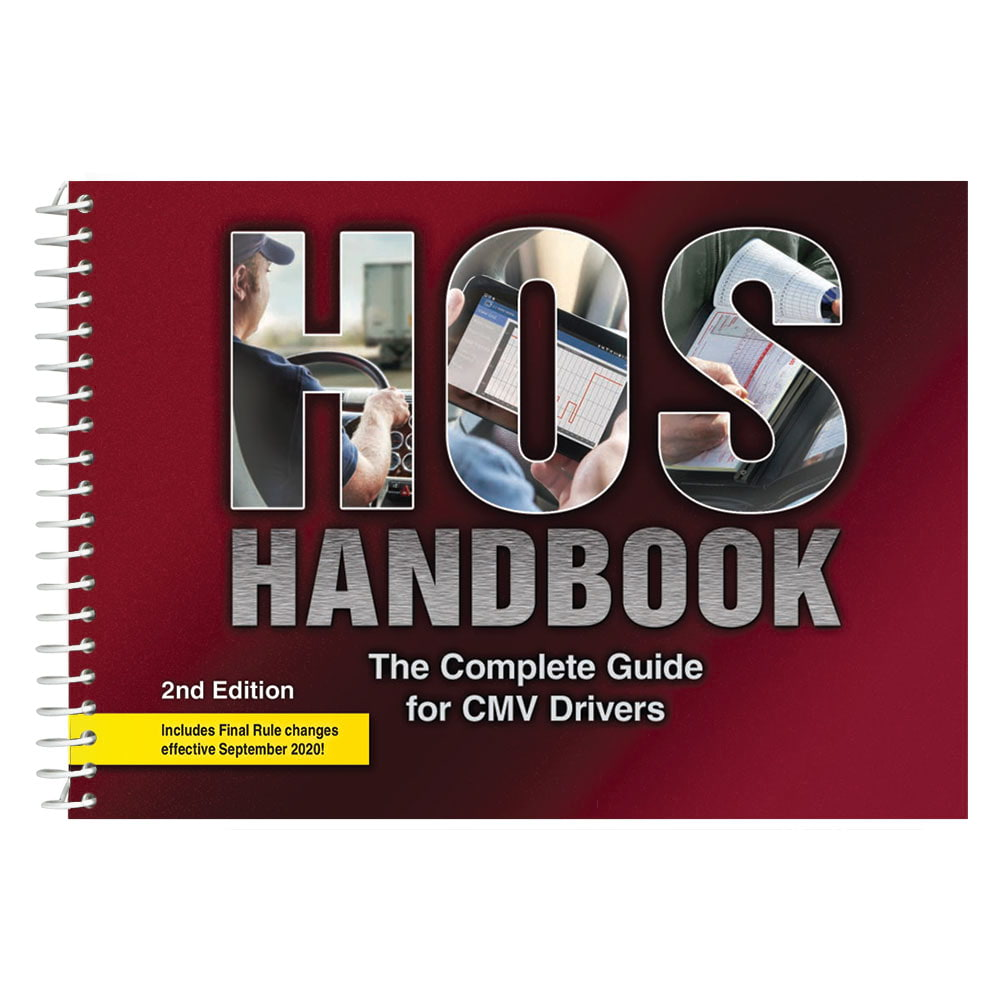Hazardous materials compliance pocketbook hos handbook the complete guide for cmv drivers 2nd edition fandeluxe Image collections