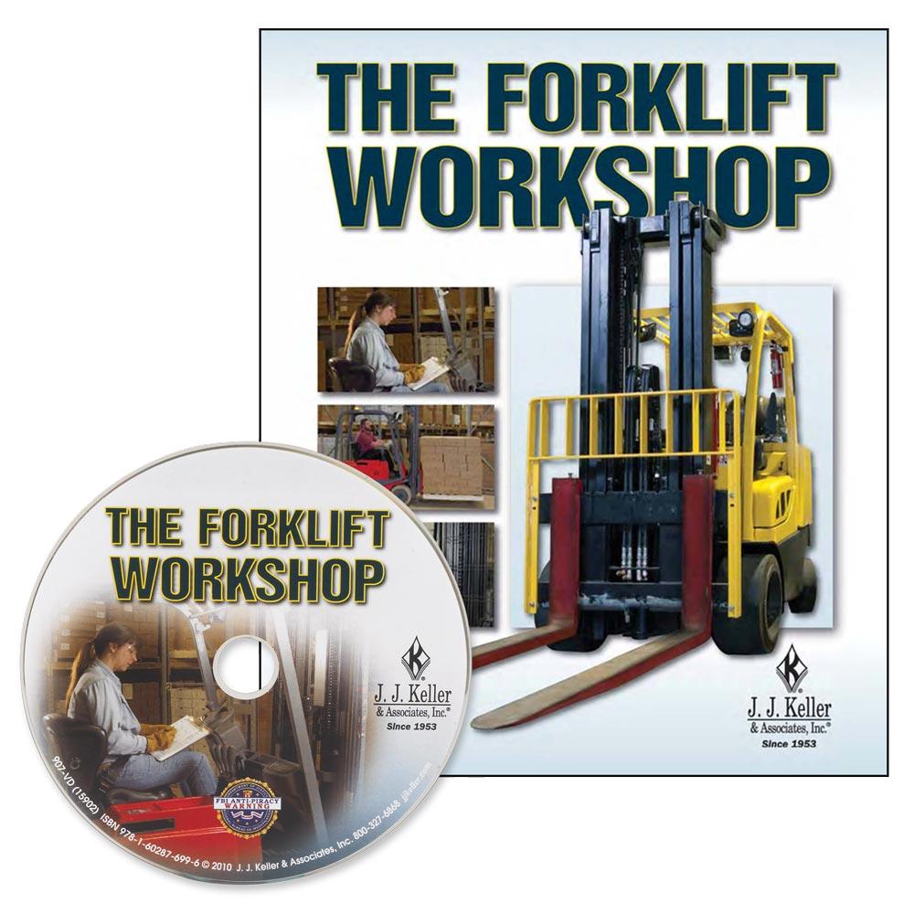 The forklift workshop dvd training xflitez Choice Image