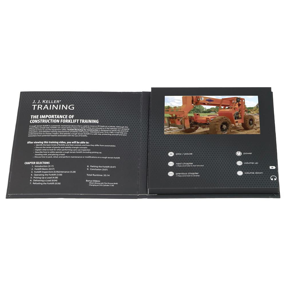 Forklift workshop for construction video training book 1betcityfo Image collections
