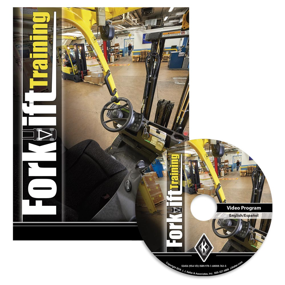 Forklift Training Dvd Program