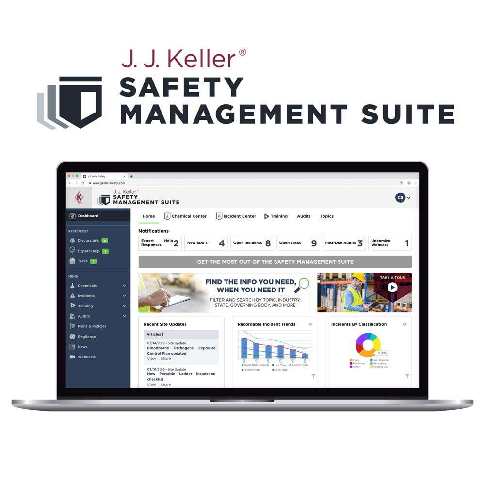 J. J. Keller® Safety Management Suite (02798)