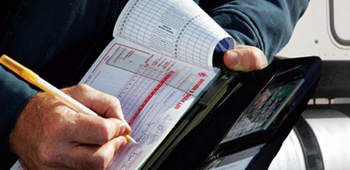 J. J. Keller® Driver DataSense® Log Audit Service – Paper Logs (012062)