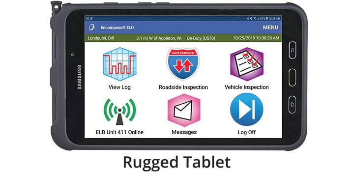 J. J. Keller® Compliance Tablet™ (013202)