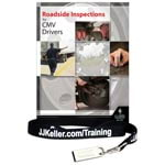 Roadside Inspections for CMV Drivers - DVD Training (010544)