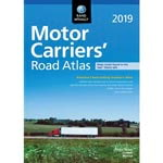 2019 Rand McNally Motor Carriers' Road Atlas