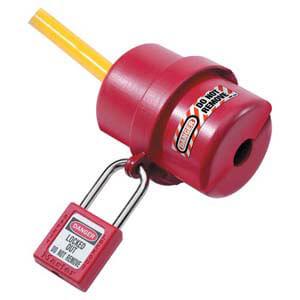 Master Lock® Electrical Plug Lockout