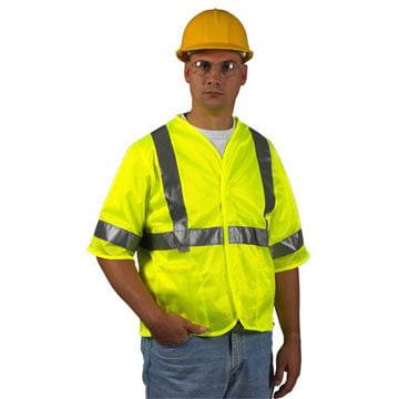 GloWear® Type R Class 3 Safety Vest