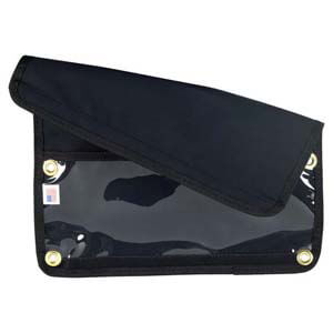 Trailer Door Pouch with Flap