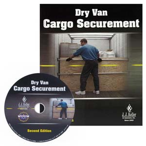 Dry Van Cargo Securement, Second Edition DVD Training Program