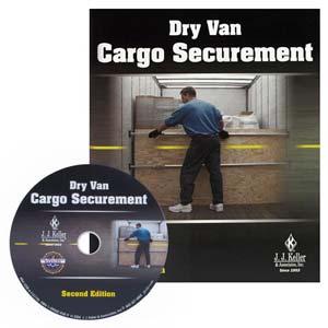 Dry Van Cargo Securement, Second Edition DVD Training Program