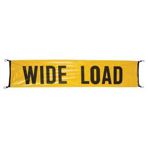 Load Signs And Warning Flags