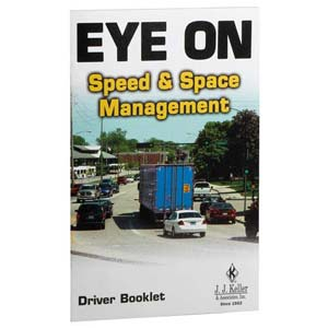 EYE ON Speed & Space Management - Driver Booklet