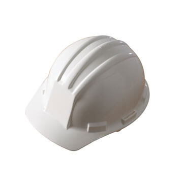 Bullard® Standard Flat Front Pinlock Hard Cap