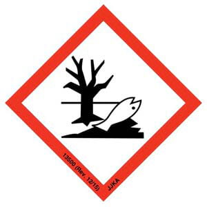 GHS Pictogram Labels - Environment