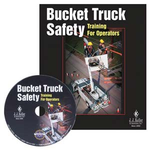 Bucket Truck Safety Training For Operators - DVD Training