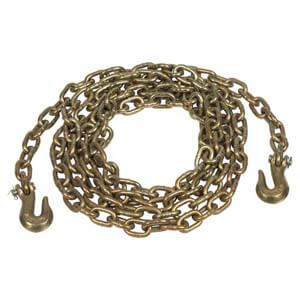 Grade 70 Transport Chain w/Grab Hooks