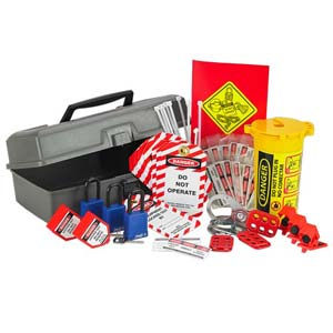 Lockout/Tagout Kit