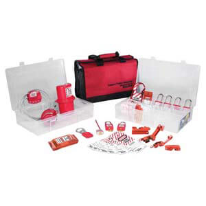 Group Lockout/Tagout Kit