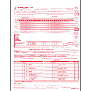 photograph relating to Free Printable Driver's Daily Log Sheet identified as Canadian Driver Log Publications