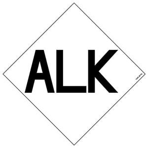 HazCom Symbol Package - ALK (Alkaline)