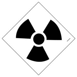 HazCom Symbol Package - Radioactive