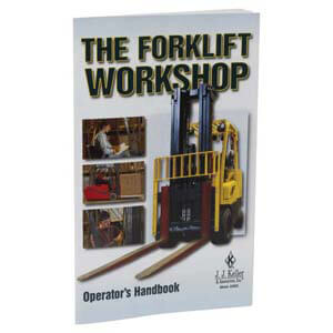 Forklift Handbooks and Pocketbooks