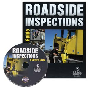 Roadside Inspections: A Driver's Guide, Second Edition - DVD Training