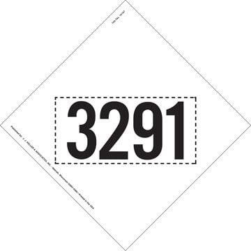 3291 Waste Marking