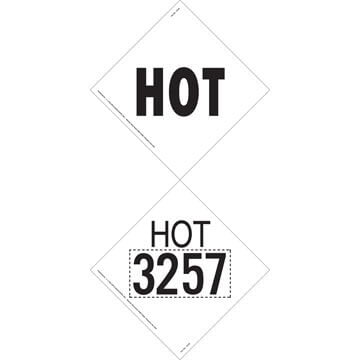 3257, HOT Elevated Temperature Liquid Marking