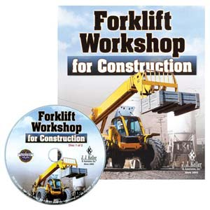 Forklift Workshop for Construction - DVD Training