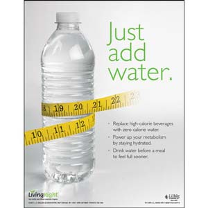 Healthy Diet - Health & Wellness Awareness Poster