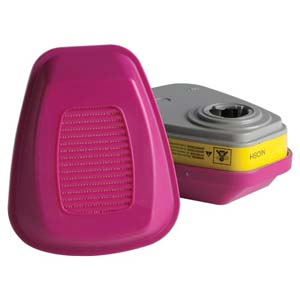 3M™ APR Cartridge w/P100 Filter
