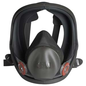 3M™ Full Facepiece 6000 Series, Reusable