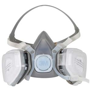 3M™ 5000 Series Half Facepiece Disposable Respirator