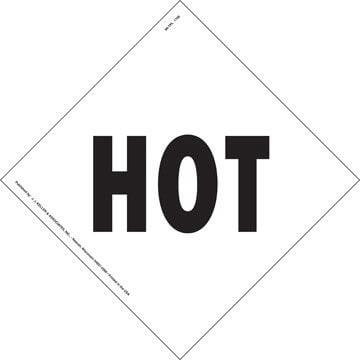 Elevated Temperature Liquid HOT Marking
