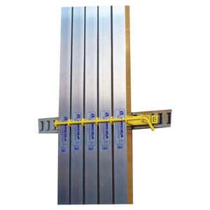Yellow Rack™ Track Mount 6-Bay Storage Device